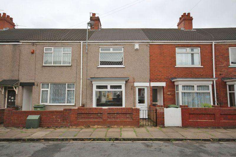 3 Bedrooms Terraced House for sale in LANCASTER AVENUE, GRIMSBY