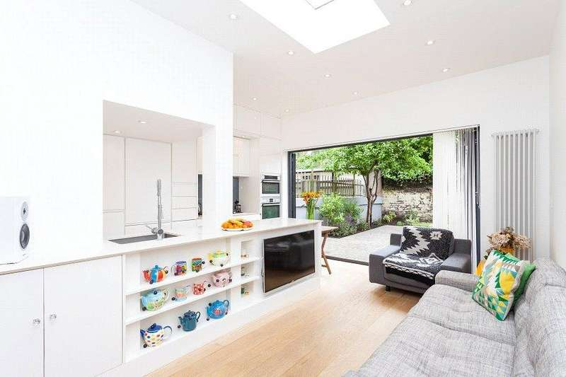 4 Bedrooms House for sale in Axminster Road, Holloway, London, N7