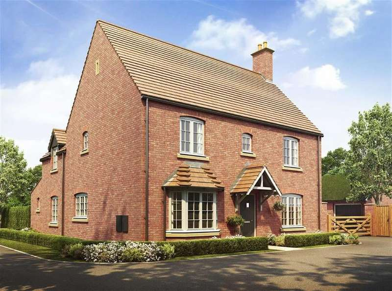 4 Bedrooms Detached House for sale in Amberley House, Bentham