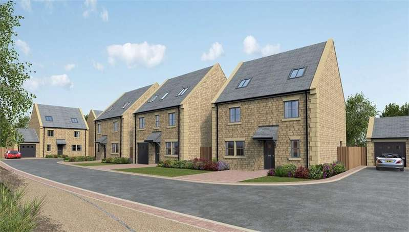 4 Bedrooms Detached House for sale in Lakeside View, Church Street, Greasbrough, Rotherham, South Yorkshire
