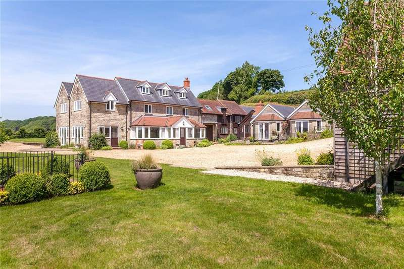 8 Bedrooms Detached House for sale in Jenkins Corner, Donhead St. Mary, Shaftesbury, Dorset, SP7