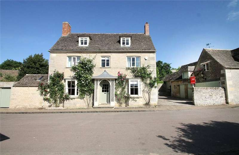 4 Bedrooms Detached House for sale in High Street, Duddington, Stamford, Lincolnshire
