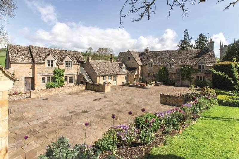 7 Bedrooms Detached House for sale in Naunton, Cheltenham, Gloucestershire, GL54