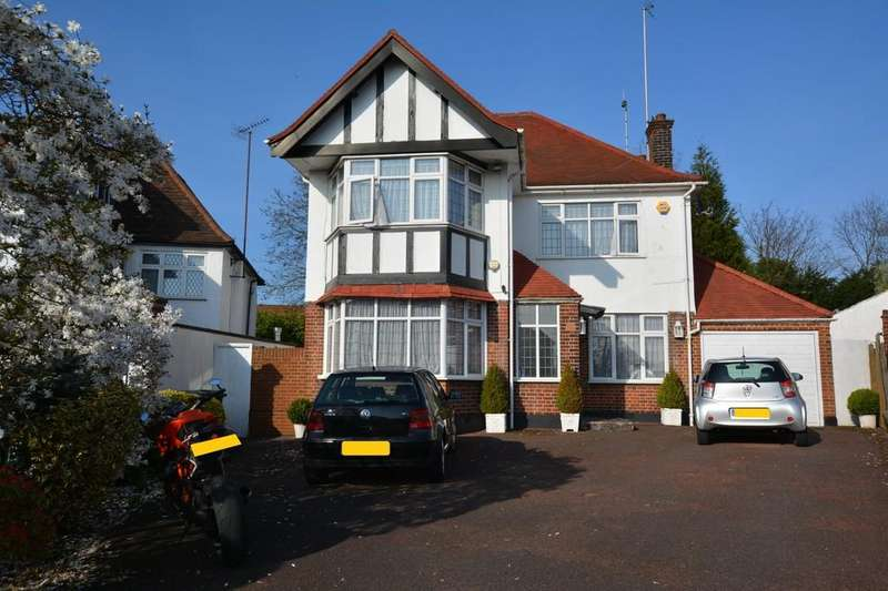 4 Bedrooms Detached House for sale in Edgeworth Crescent, London