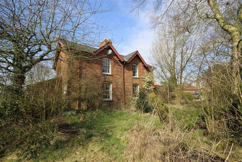 4 Bedrooms Detached House for sale in Scothern Lane, Stainton By Langworth, Lincoln, Lincolnshire