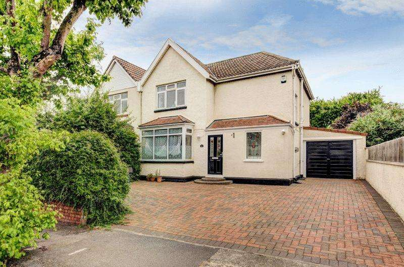 3 Bedrooms Semi Detached House for sale in Kellaway Avenue, Henleaze