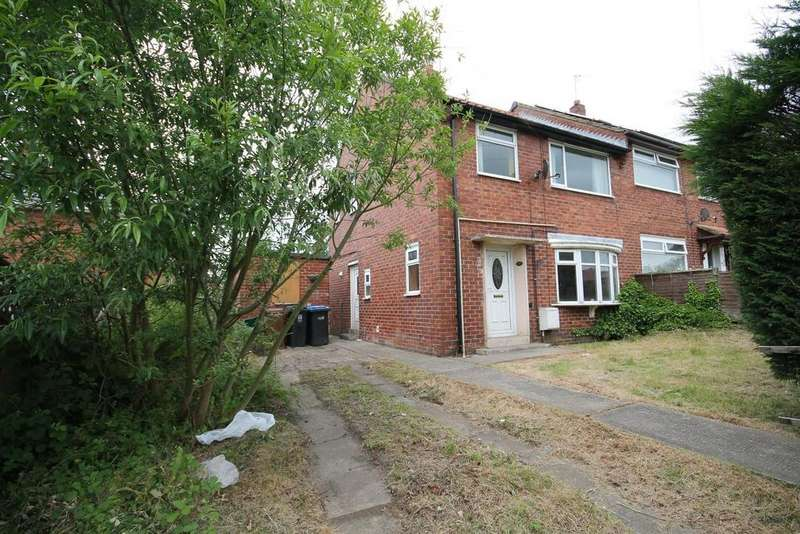 3 Bedrooms Semi Detached House for sale in Coniston Crescent, Crook