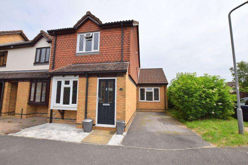 2 Bedrooms End Of Terrace House for sale in Far Furlong Close, Aylesbury