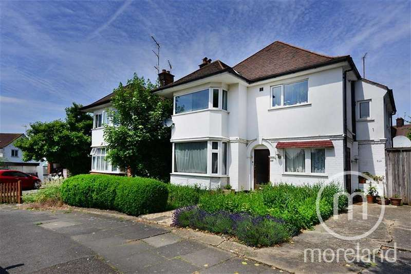 4 Bedrooms Detached House for sale in Highcroft Gardens, Golders Green, NW11