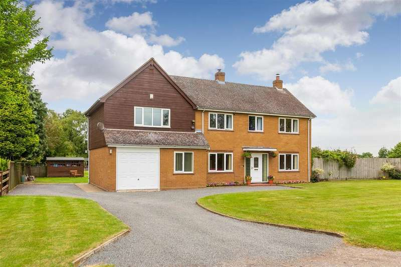 4 Bedrooms Detached House for sale in Buxtons Lane, Guilden Morden, Royston