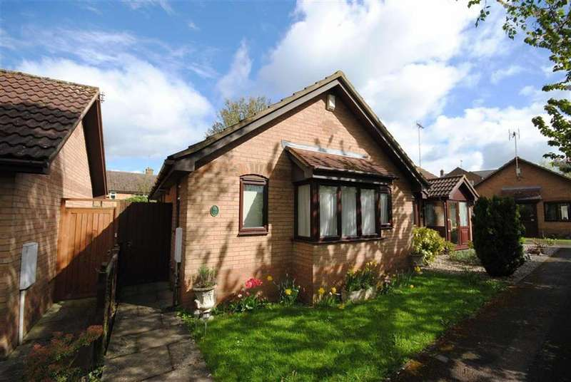 2 Bedrooms Semi Detached Bungalow for sale in Whitehouse Court, Leighton Buzzard