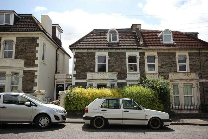 5 Bedrooms Semi Detached House for sale in Cromwell Road, St. Andrews, Bristol, BS6