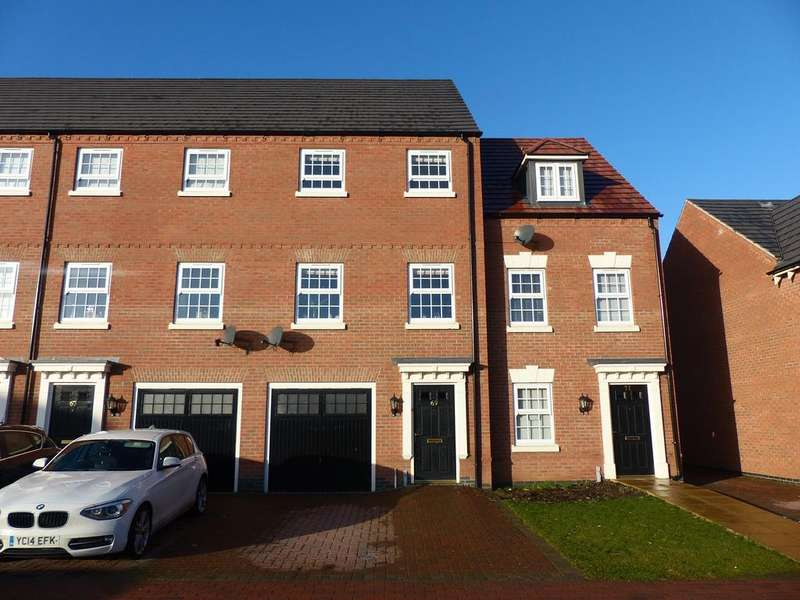 3 Bedrooms Town House for sale in Charlotte Way , Netherton, Peterborough PE3