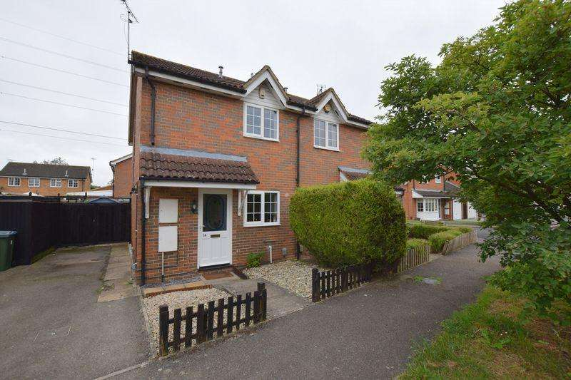 3 Bedrooms Semi Detached House for sale in Miles End, Aylesbury