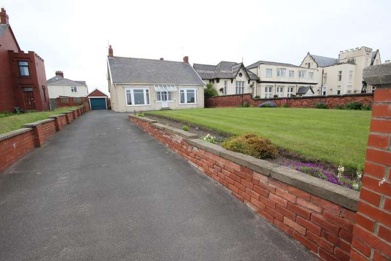 2 Bedrooms Detached Bungalow for sale in The Cliff, Seaton Carew, Hartlepool