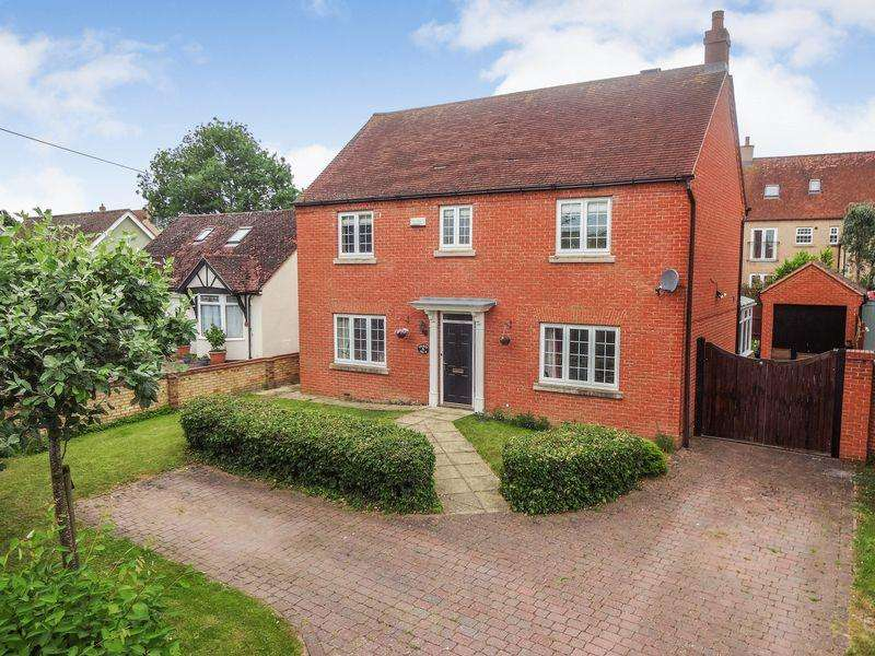 4 Bedrooms Detached House for sale in Luton Road, Wilstead