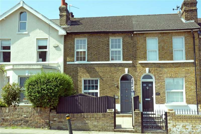 2 Bedrooms Terraced House for sale in White Horse Hill, Chislehurst, BR7