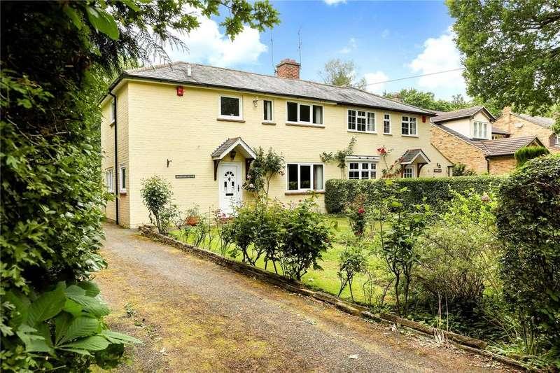 4 Bedrooms Unique Property for sale in Devenish Road, Sunningdale, SL5