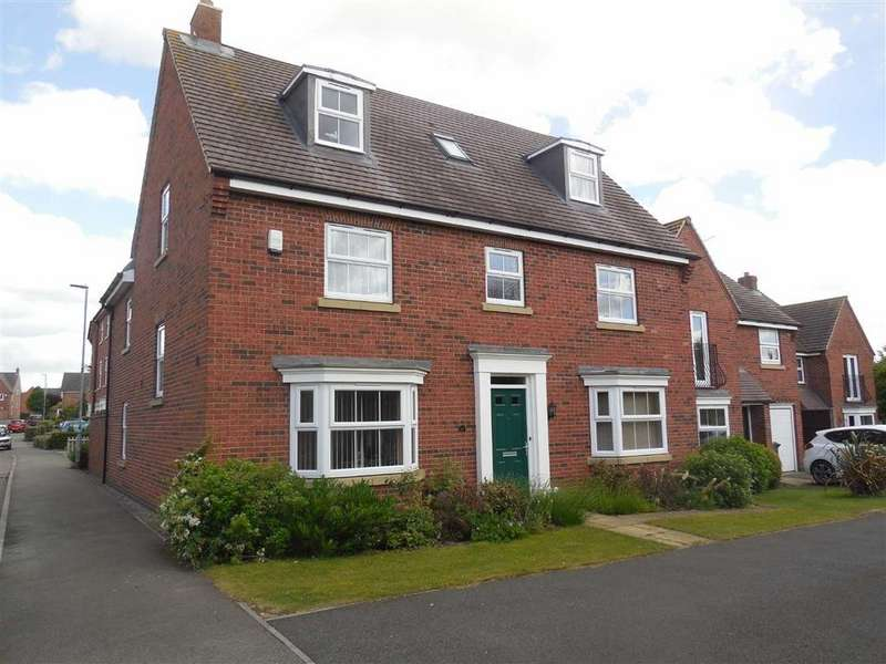 5 Bedrooms Detached House for sale in Oaklands Drive, Earl Shilton