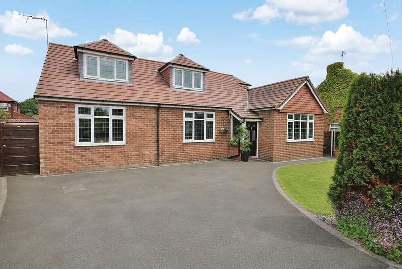 4 Bedrooms Detached House for sale in Richmond Avenue, Handforth