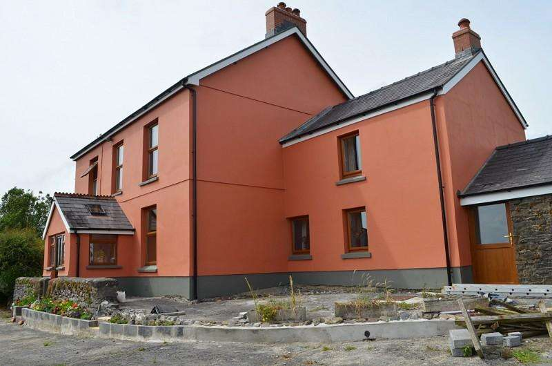 4 Bedrooms Land Commercial for sale in Bryn Heulog , St. Clears, Carmarthen, Carmarthenshire. SA33 4LX