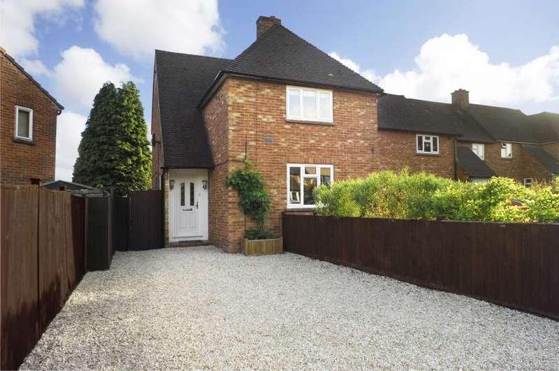 2 Bedrooms Maisonette Flat for sale in Briery Way, Amersham, Bucks, HP6