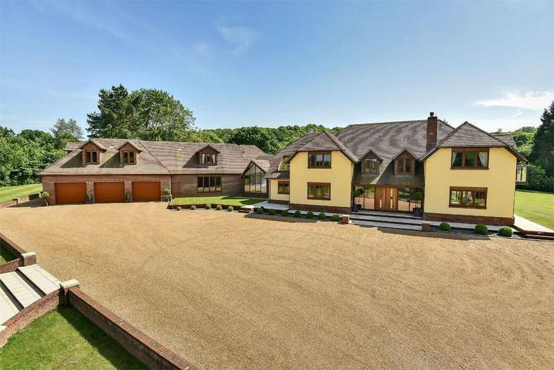 8 Bedrooms Detached House for sale in Bishops Wood Road, Swanmore, Southampton, Hampshire