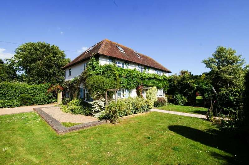 5 Bedrooms Detached House for sale in Glebefield Road, Itchenor