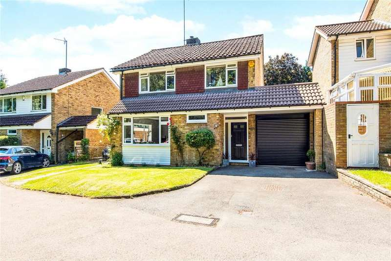 4 Bedrooms Detached House for sale in Farrs Lane, East Hyde, Bedfordshire, LU2