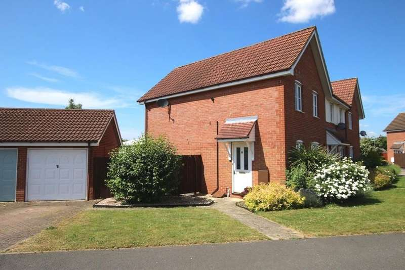 3 Bedrooms End Of Terrace House for sale in Briars End, Witchford