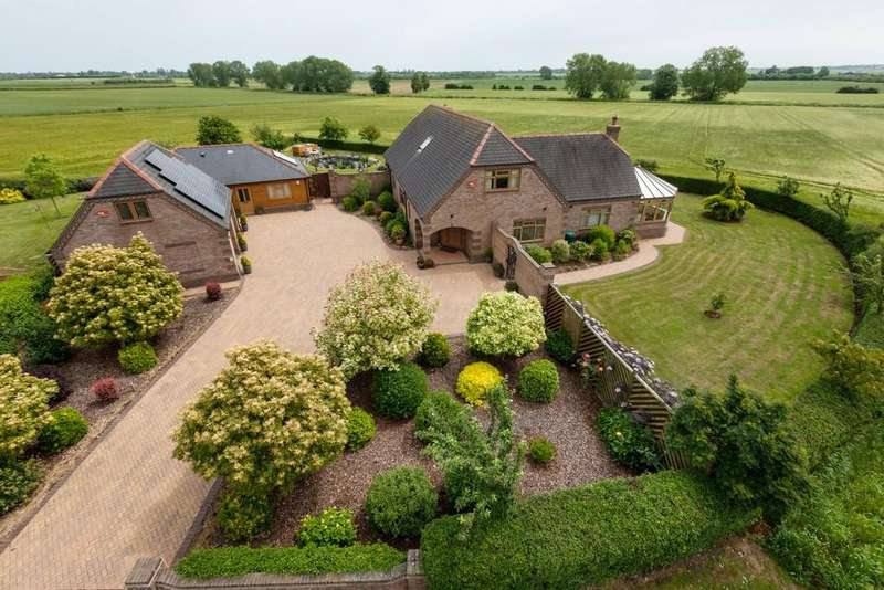 6 Bedrooms Detached House for sale in Honey Hill, Fen Drayton