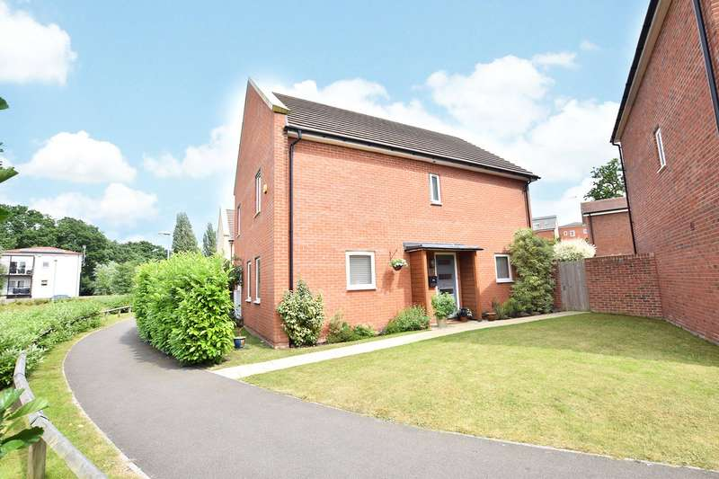 4 Bedrooms Detached House for sale in Nicholson Park, Bracknell, Berkshire, RG12