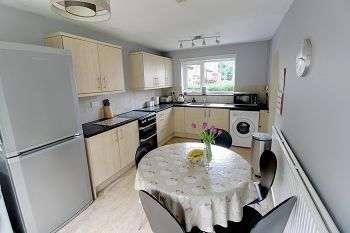 3 Bedrooms Terraced House for sale in Eyrescroft, Bretton, Peterborough, PE3 8ES