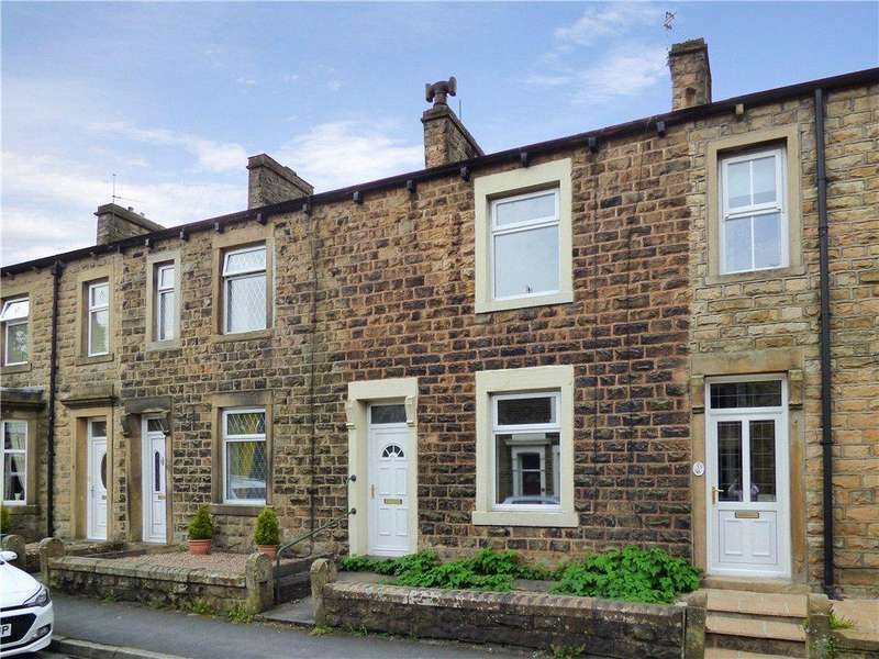 2 Bedrooms Terraced House for sale in Vicarage Road, Kelbrook, Barnoldswick, Lancashire