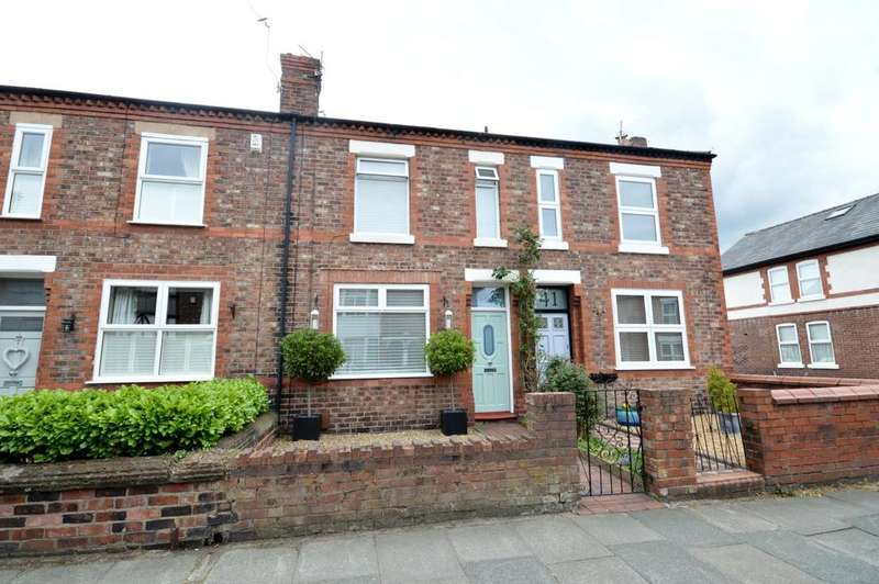 3 Bedrooms Terraced House for sale in Cawdor Street, Stockton Heath, Warrington
