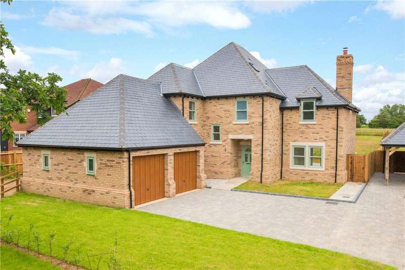 5 Bedrooms Detached House for sale in Jacques Lane, Clophill, Bedford, Bedfordshire