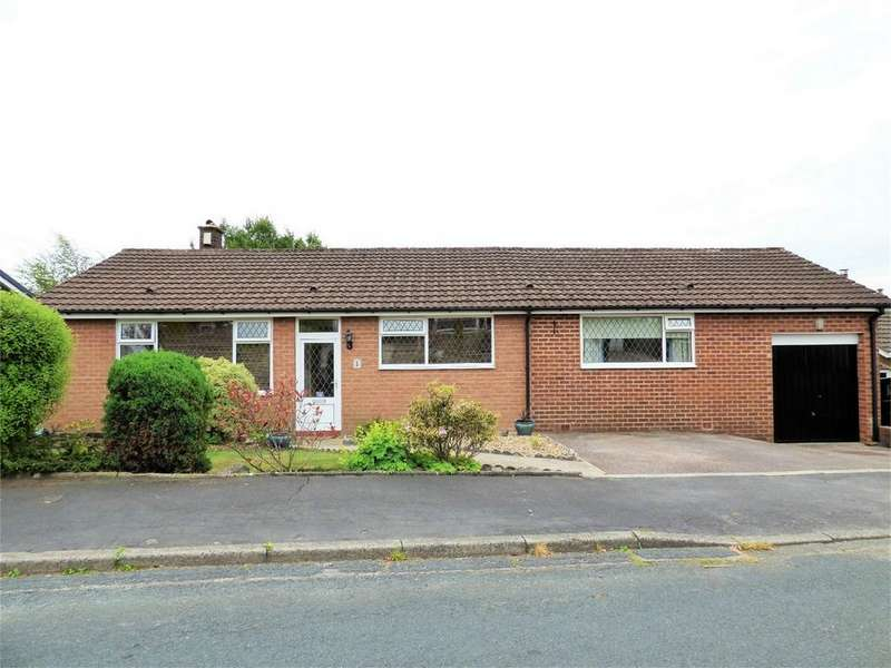4 Bedrooms Detached Bungalow for sale in Carter Fold, Mellor, BLACKBURN, Lancashire