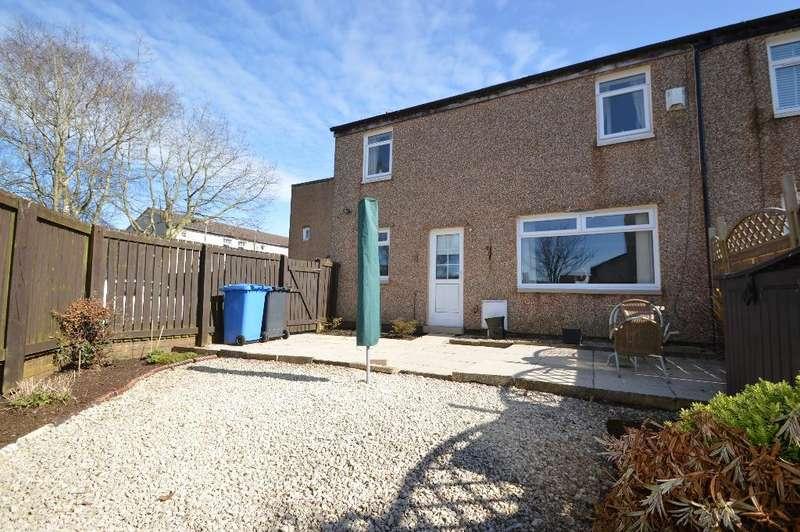 2 Bedrooms Terraced House for sale in Kersland Foot, Irvine, North Ayrshire, ka11 1bp