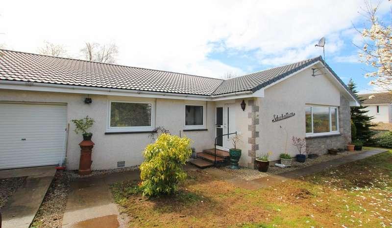 3 Bedrooms Detached Bungalow for sale in Schiehallion 26 , Boreland Road, Kirkcudbright DG6