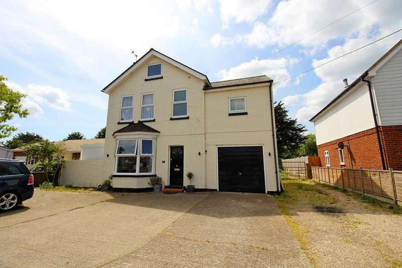 4 Bedrooms Detached House for sale in Strawberry Lane, Tiptree, Essex, C05 0RX