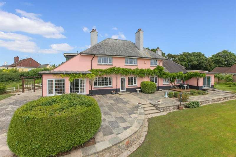 5 Bedrooms Detached House for sale in Blackstone Road, Ipplepen, Newton Abbot, Devon, TQ12
