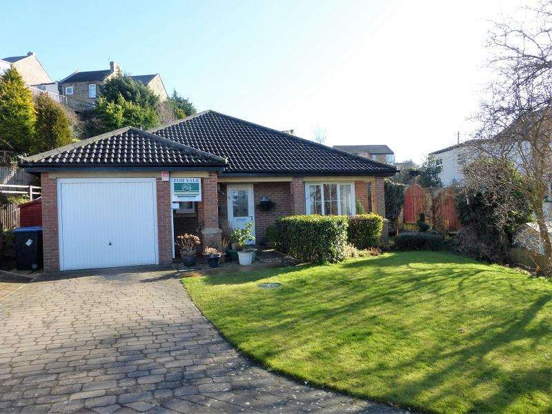 3 Bedrooms Detached Bungalow for sale in Priory Close, Shotley Bridge, Consett DH8