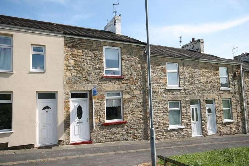 2 Bedrooms House for sale in Salvin Street, Spennymoor