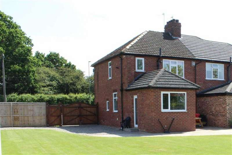 3 Bedrooms Semi Detached House for sale in Green Lane, Yarm