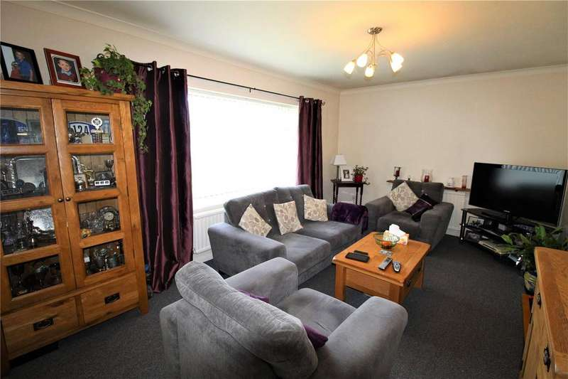 2 Bedrooms Detached Bungalow for sale in Linthorpe Road, Buckley, Chester, CH7