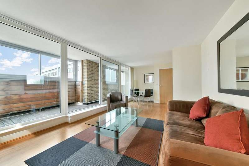 1 Bedroom Apartment Flat for sale in Tempus Wharf, Axis Court, Shad Thames SE16