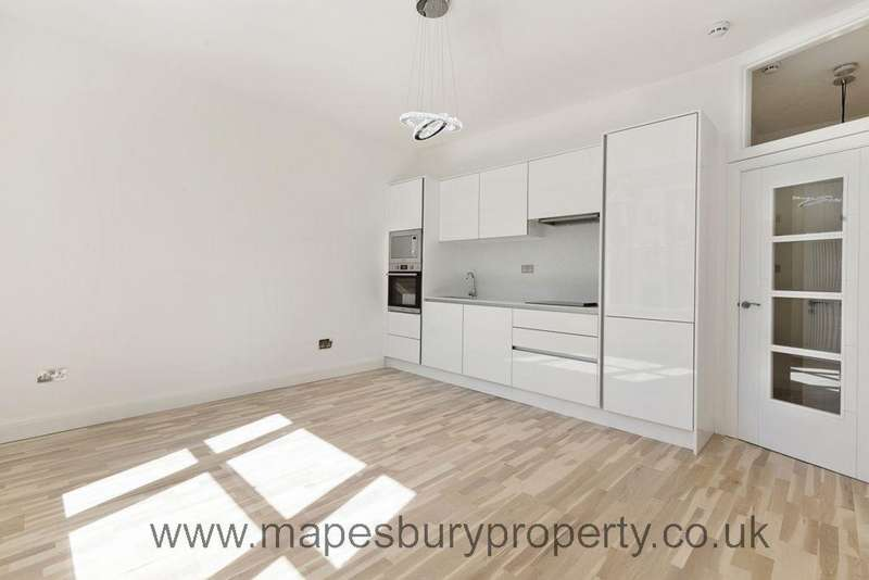 1 Bedroom Flat for sale in Ground Floor Flat, Belsize Road, London, NW6