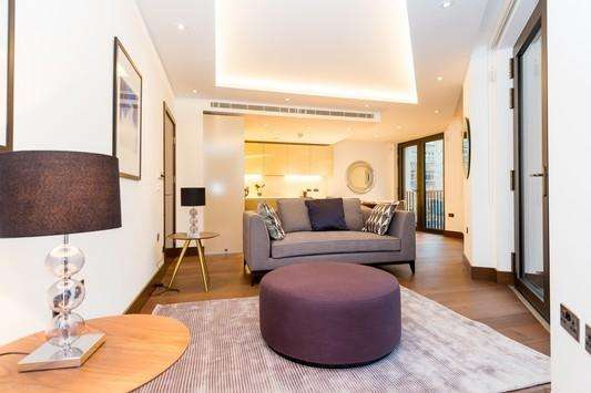 2 Bedrooms Apartment Flat for sale in St. Dunstans House, Fetter Lane, Holborn EC4A