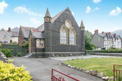 6 Bedrooms Detached House for sale in Esplanade, Penmaenmawr, Conwy, North Wales, LL34