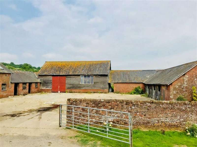 Barn Conversion Character Property for sale in Gussage All Saints, Wimborne, Dorset